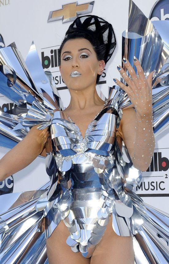 Metaliczna Z Lala na Billboard Music Awards (FOTO)