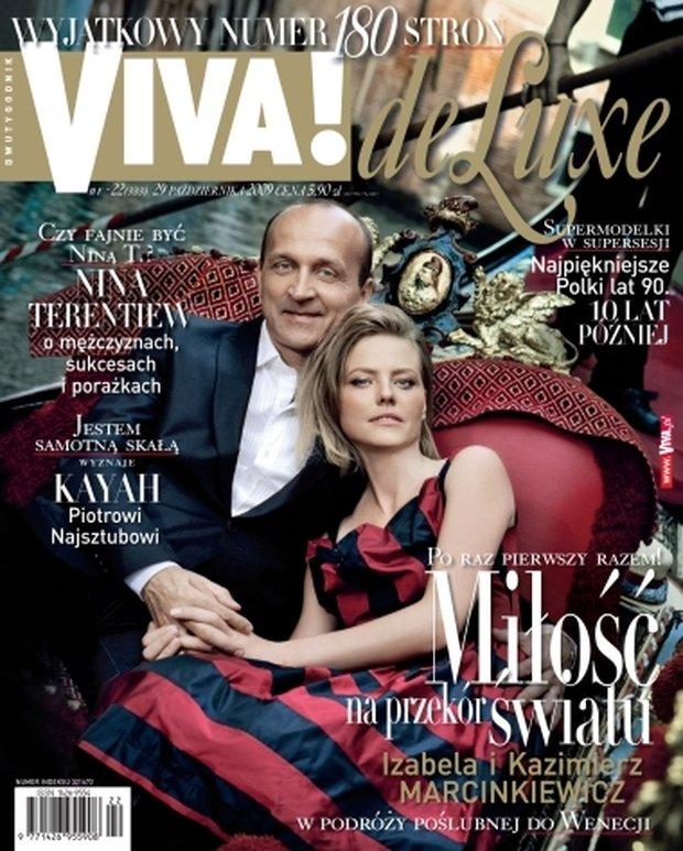 Isabel Marcinkiewicz łzawo o rozstaniu z mężem