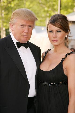Donald Trump: Jestem zbyt gorący dla niej