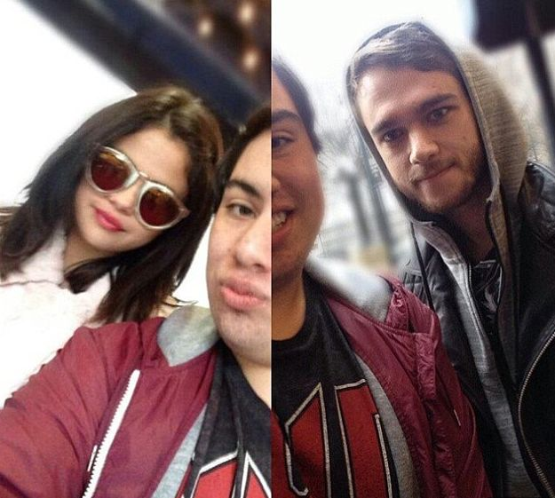 Selena Gomez i Zeed przy�apani na randce (FOTO+VIDEO)