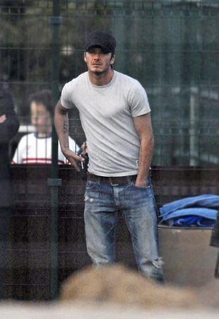 Nowa fryzurka Beckhama
