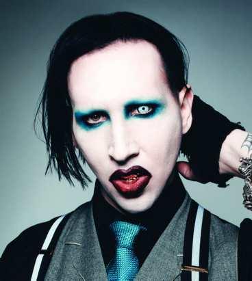 Marilyn Manson znów szokuje!