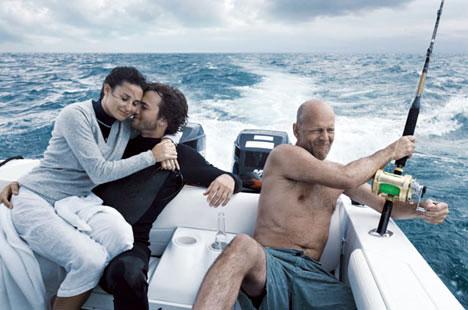 Bruce Willis i Wiśnia!