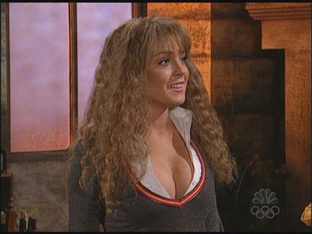 Lindsay Lohan i jej talent!
