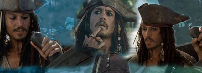 """""""Pirat z Karaibów"""" w końcu się ożeni!"""