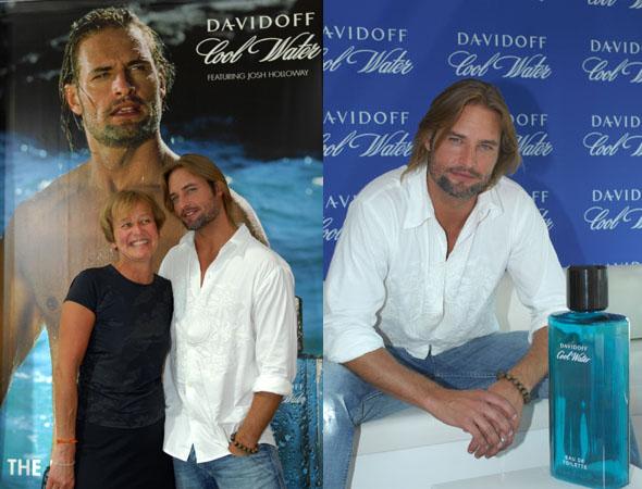 Zagubiony nową twarzą Davidoffa