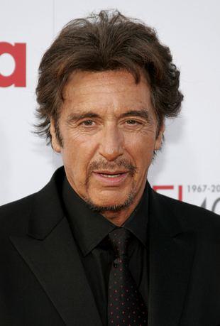 Al Pacino w Tańcu z Gwiazdami