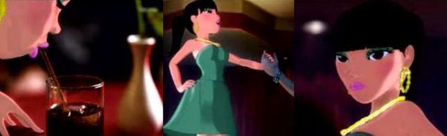 Animowana Lily Allen