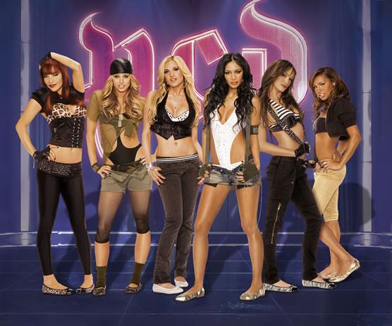 Pussycat Dolls i buciki