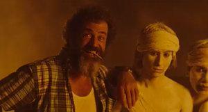 Jajcarz Mel Gibson?