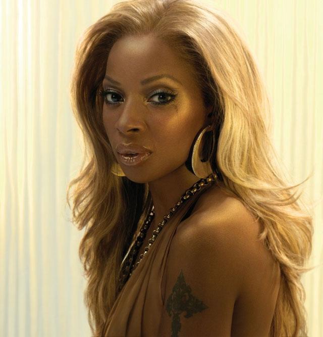 Mary J Blige Just Fine - teledysk