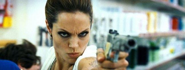Angelina Jolie nie zawaha się strzelić