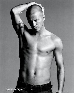 David Beckham ma nerwicę natręctw