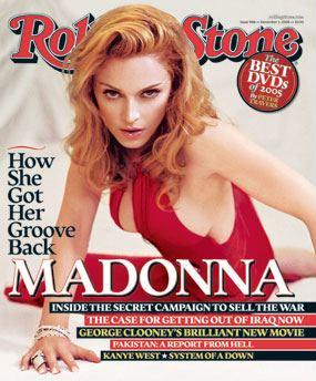 Madonna odwołuje Święta