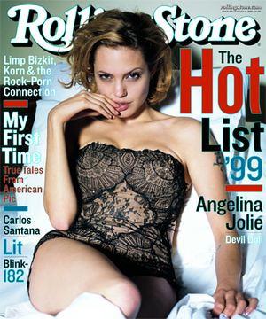Angelina Jolie zatrzyma Zaharę