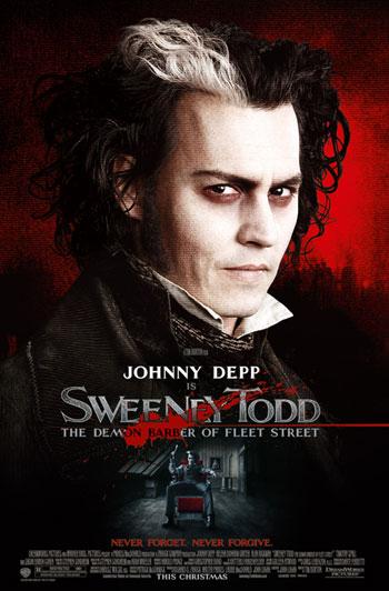 Johnny Depp - nowe plakaty