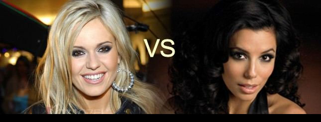 Doda vs Eva Longoria