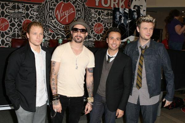 Najnowszy teledysk Backstreet Boys
