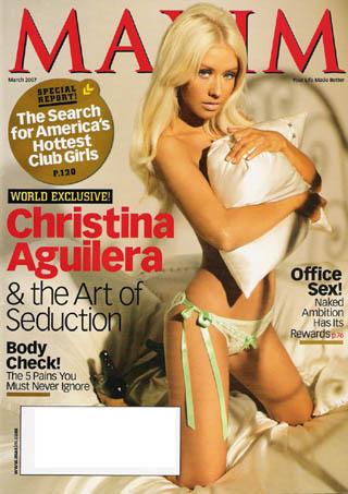 Sexy Aguilera?