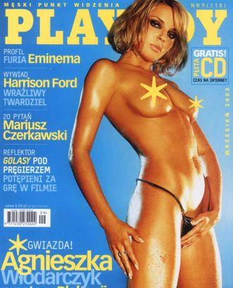 Agnieszka Włodarczyk - Bez Makijażu