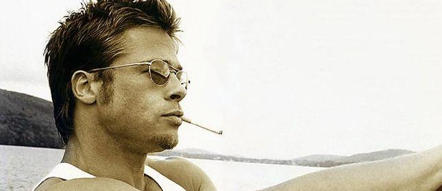 Brad Pitt mailuje z Jennifer Aniston