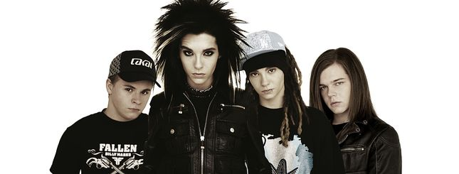 Bill Kaulitz z Tokio Hotel i jego kasa