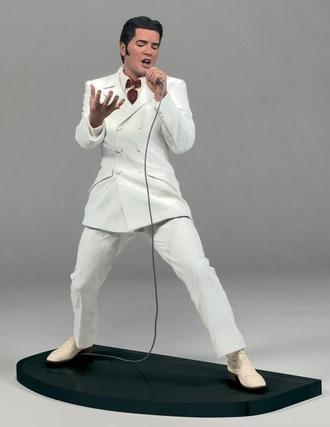 Elvis Presley znów podbija świat