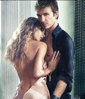 David Beckham w reklamie