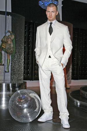 Woskowy Justin Timberlake