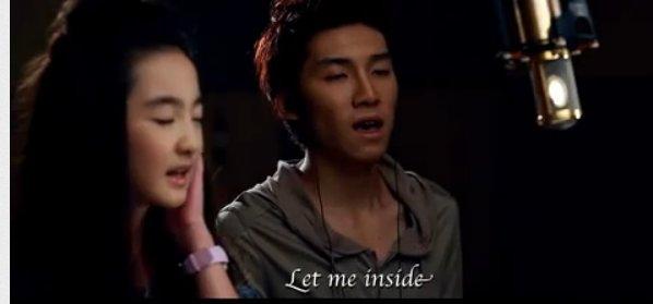 24-letni chiński piosenkarz spotyka się z 12-latką!