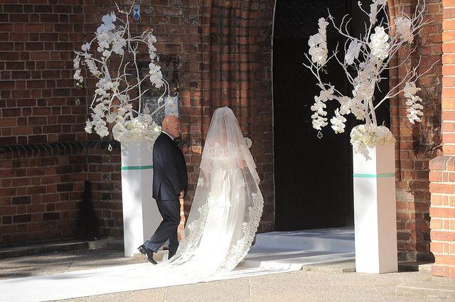 Katarzyna Zielińska wyszła za mąż (FOTO)