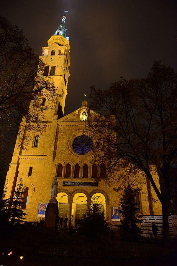 Szok? Maciej Zień zrobił pokaz w kościele (FOTO)
