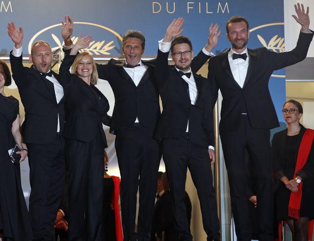 Polscy aktorzy na czerwonym dywanie w Cannes (ZDJĘCIA)