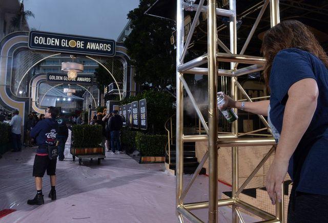 Złote Globy 2018 - nie zobaczymy kolorowych kreacji. Gala cała w czerni
