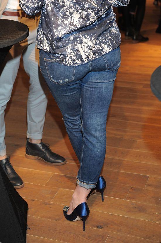 Zosia Ślotała w trakcie promocji... ciąży (FOTO)