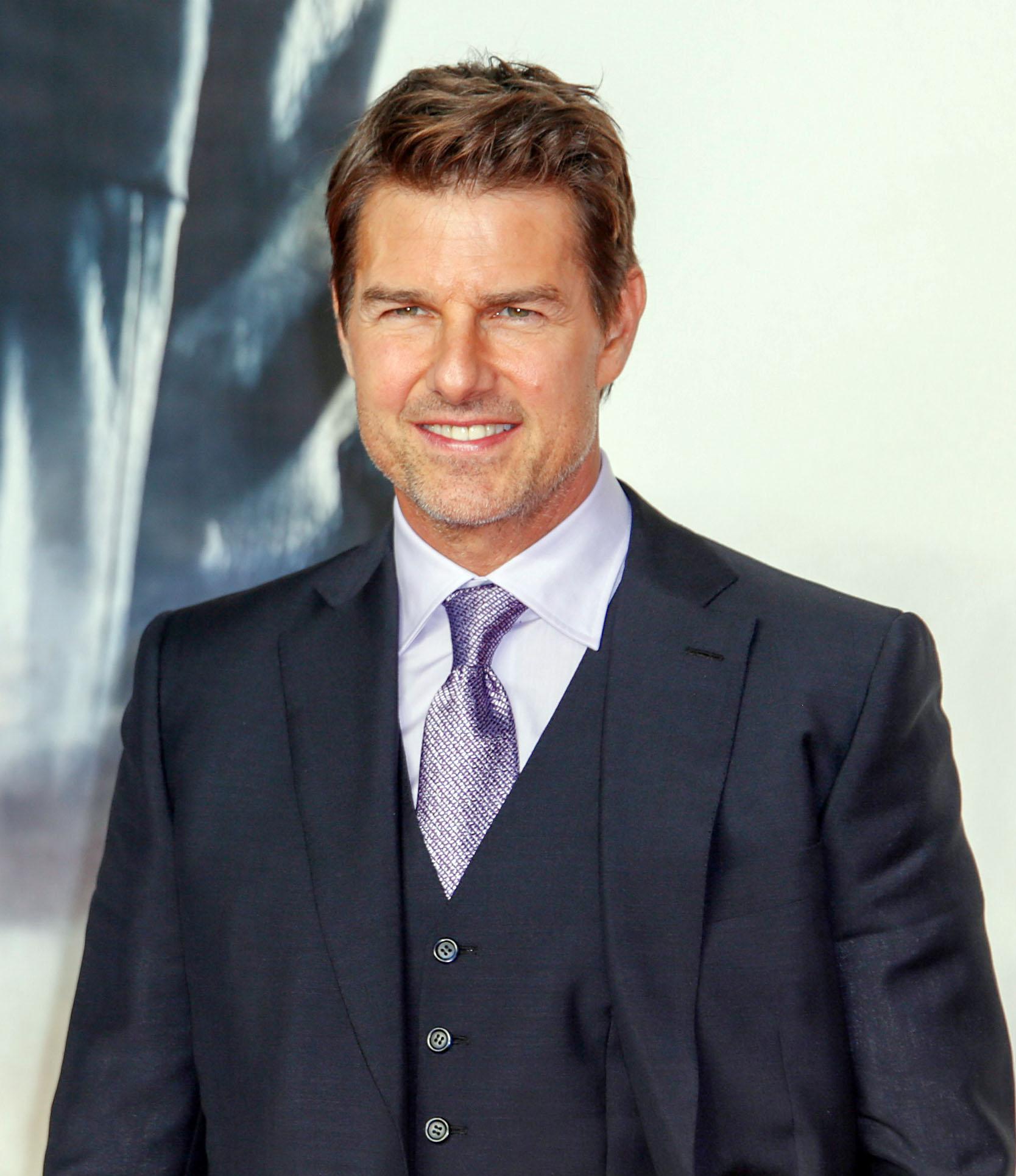 Tom Cruise już tak nie wygląda! Przesadził z BOTOKSEM!
