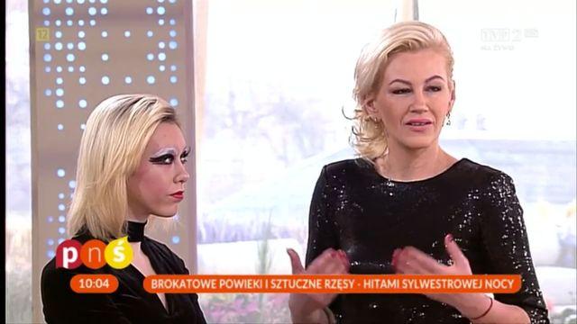 Wpadka w Pytaniu na Śniadanie! To ma być makijaż sylwestrowy?