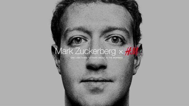 Mark Zuckerberg wraz z H&M wydaje... KOLEKCJE UBRAŃ?!