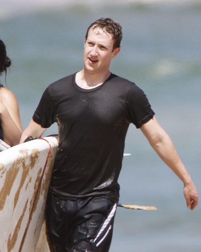 Mark Zuckerberg zostanie tatą