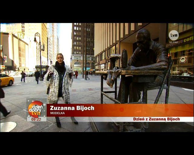 Zuza Bijoch pokazała swoje ulubione miejsca w Nowym Jorku (F