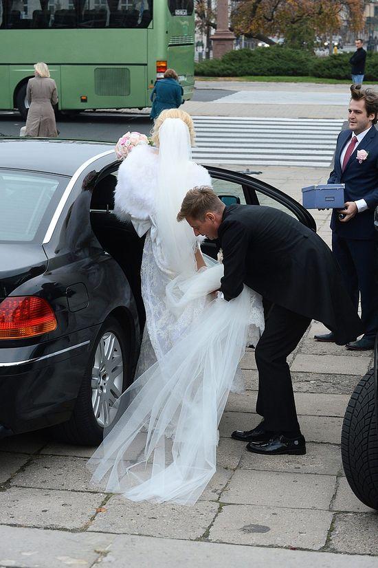 Iza Zwierzyńska wyszła za mąż! (FOTO+VIDEO)