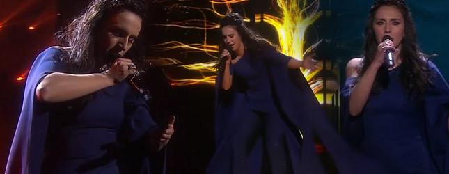 Jamala – to ona pokonała Michala Szpaka w finale Eurowizji!