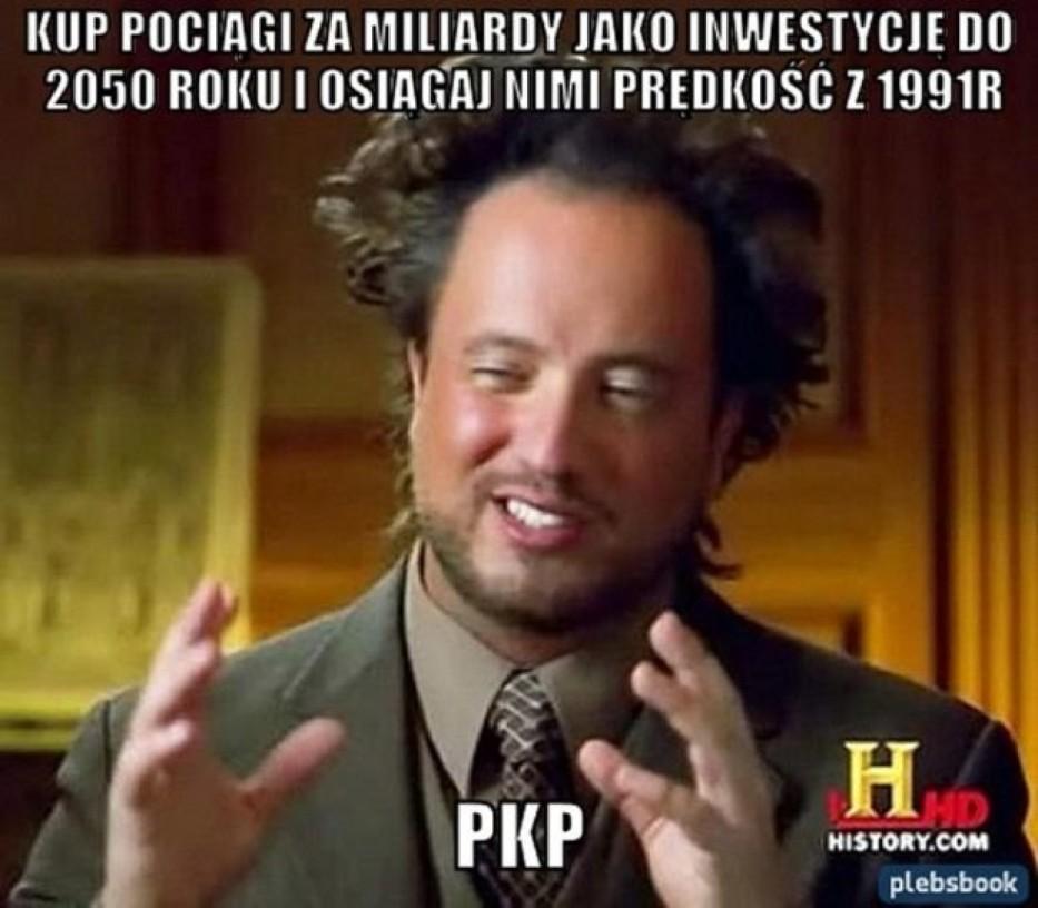 Polskie Pendolino domykają... butem! [VIDEO]