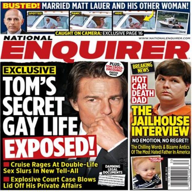 Po tym newsie już nie spojrzysz tak samo na Toma Cruise'a