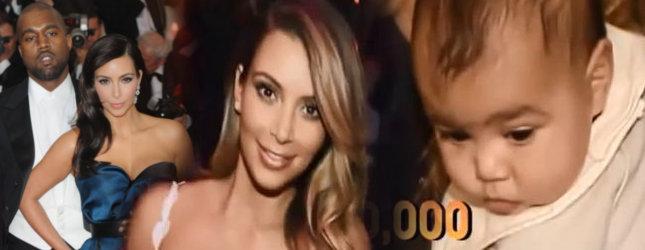 Bajeczne życie Kim Kardashian i Kanye Westa (FOTO)