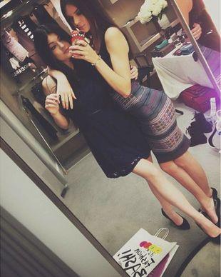 Kendall i Kylie Jenner nieźle poimprezowały