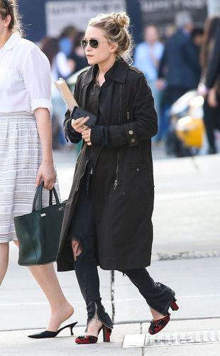 Bezdomna Mary-Kate Olsen (FOTO)