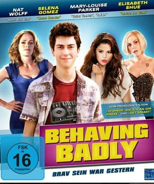 Selena Gomez promuje Behaving Badly (FOTO)