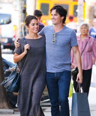 Amerykańska prasa pisze, że Nikki Reed i Ian Somerhalder zostaną rodzicami