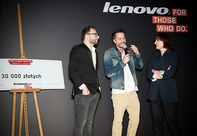 Konkurs ''For Those Who Do. Zrób to z Lenovo!'' zakończony!